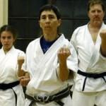 Arts martiaux et…