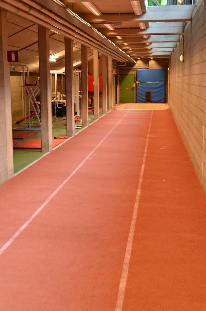 Couloir D Athl 233 Tisme Foret De Soignes Sport