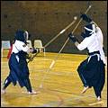 Privé: Club de Naginata de la Forêt de Soignes