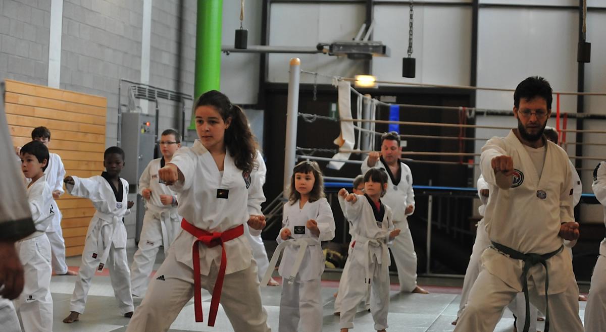 club taekwondo bruxelles