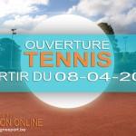 Ouverture tennis 2017
